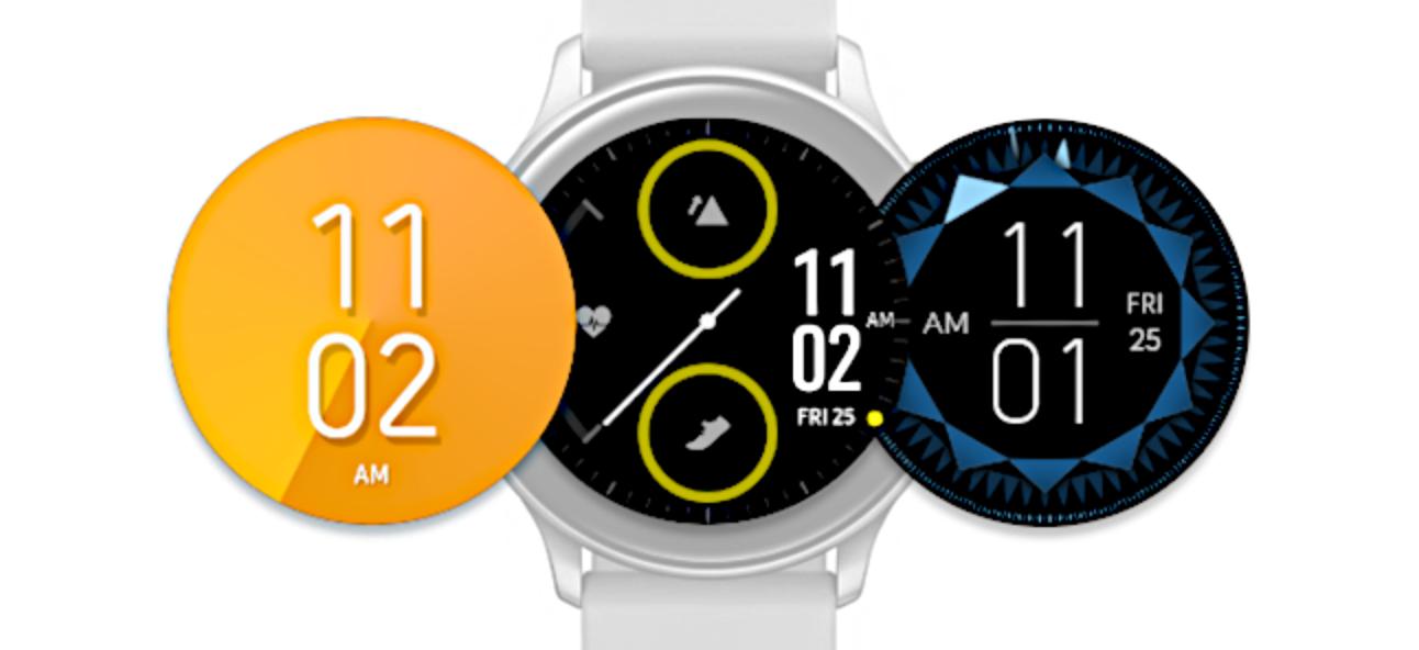 Cómo cambiar la esfera del reloj en un reloj Samsung Galaxy