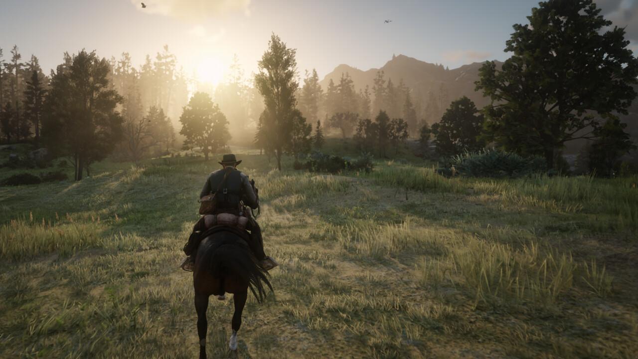Red Dead Redemption 2: Ab dem 13. Juli mit Nvidia DLSS