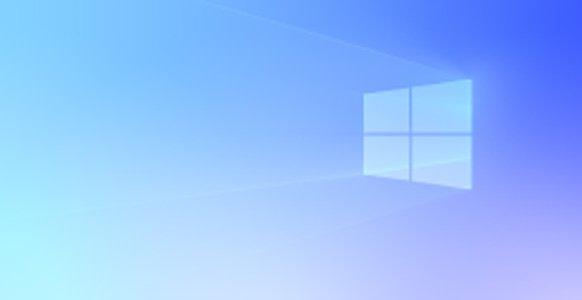 Fondo de pantalla de Windows 10 para PC en la nube