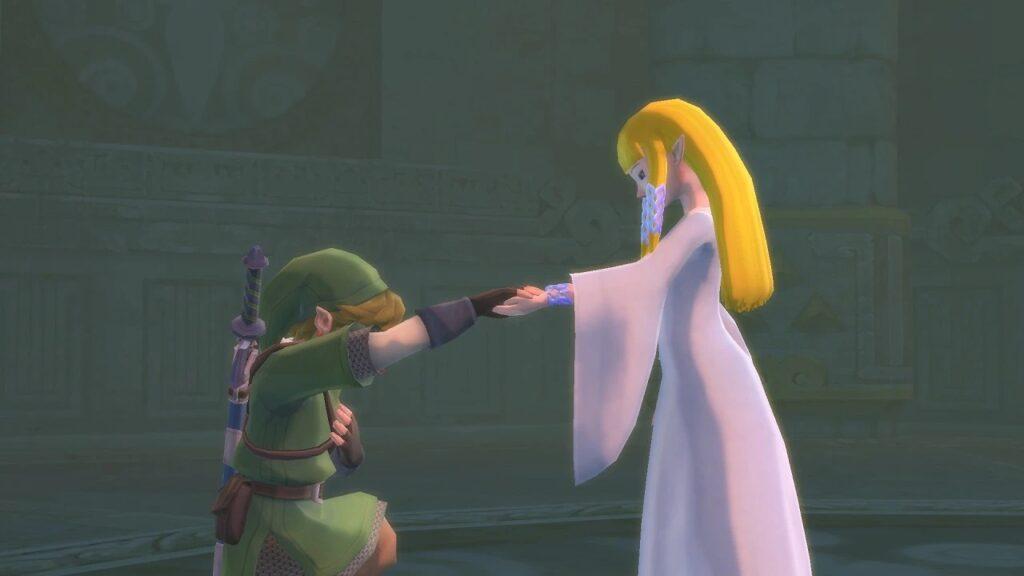 Revisión de The Legend of Zelda Skyward Sword HD