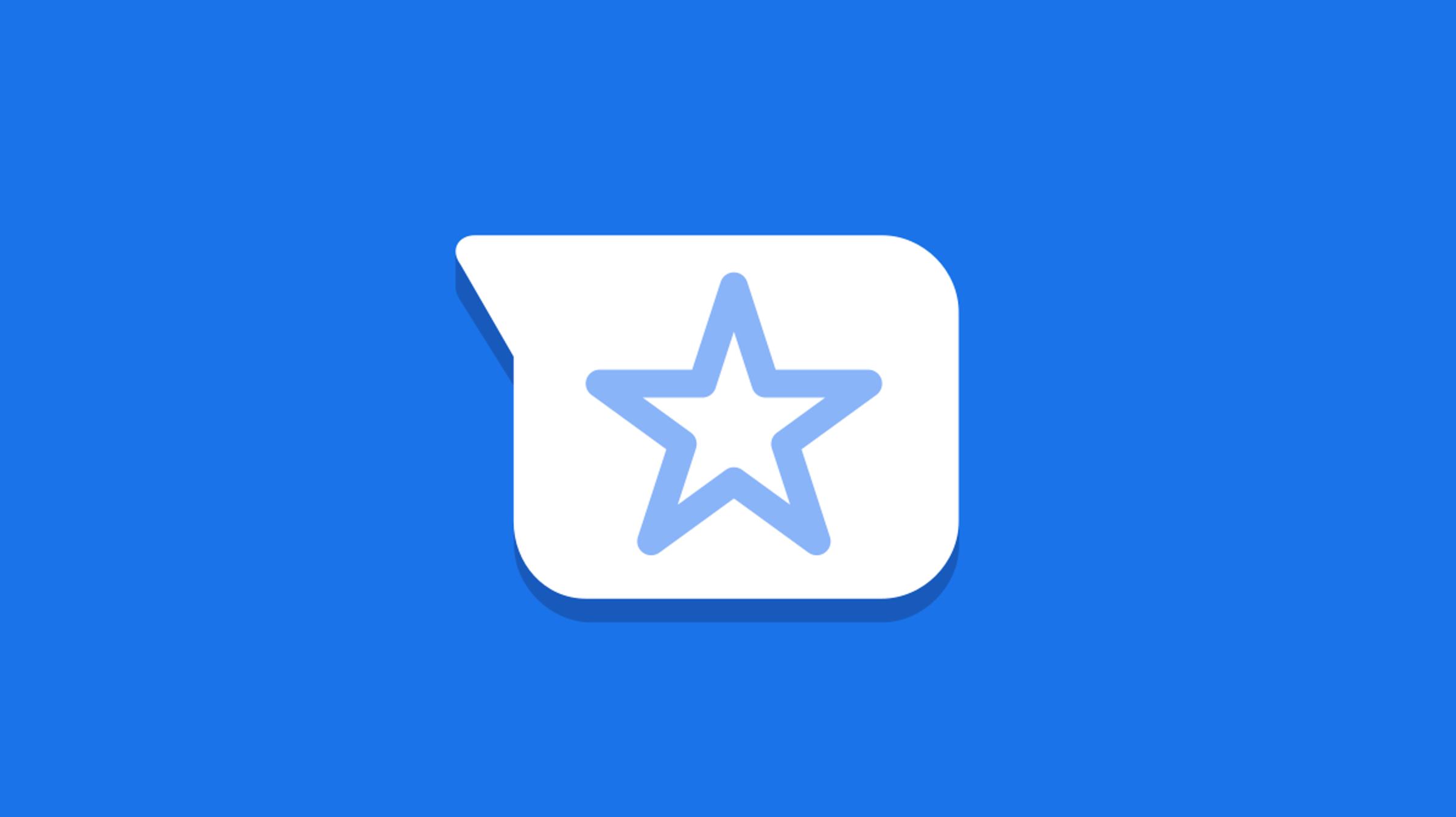 Cómo destacar tus mensajes de texto favoritos en Android