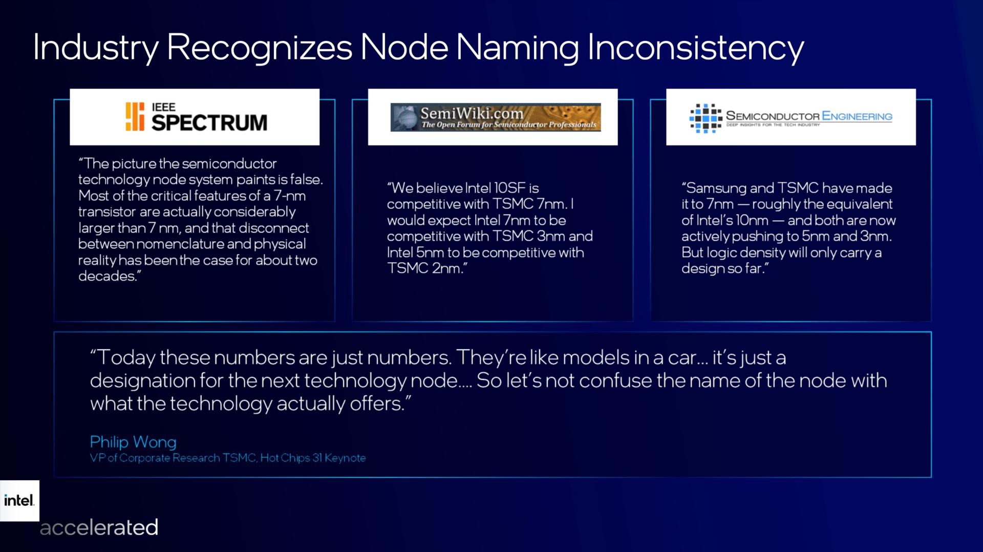 La industria y los TSMC miran la carrera nanométrica
