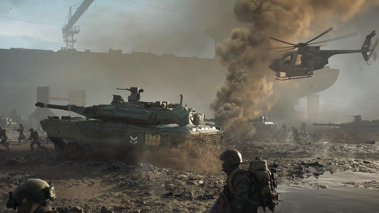 Battlefield 2042: los bots son imprescindibles, pero carne de cañón