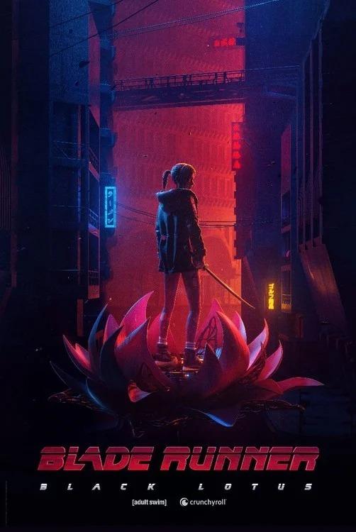 Blade Runner: arte clave de Black Lotus recién revelado