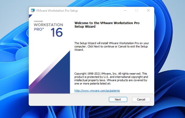 Cómo instalar VMware Workstation Pro en Windows 11 • Sitio web para estudiantes
