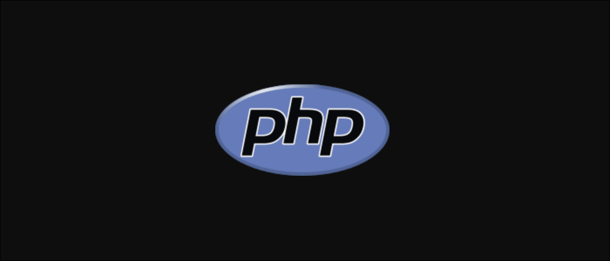 Logotipo de PHP