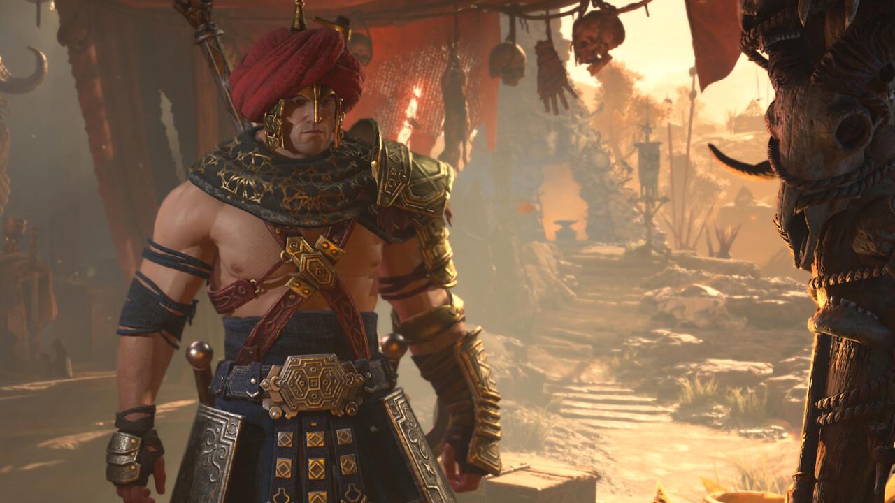 Diablo IV: Spielfiguren lassen sich wie nie zuvor individualisieren