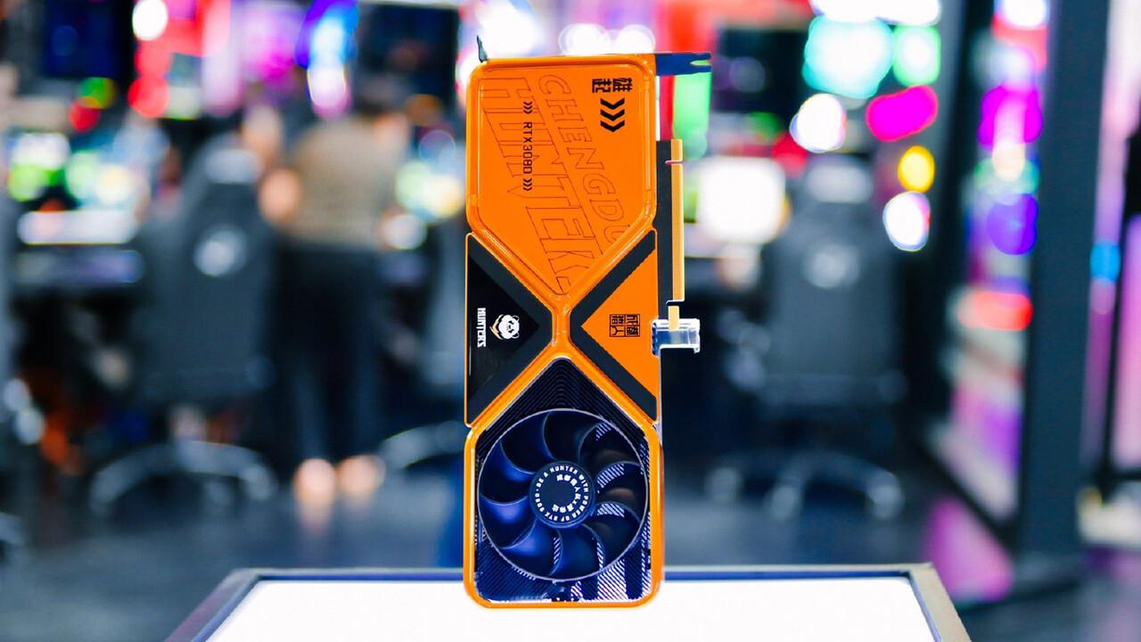 Kunst trifft auf Grafikkarten: Nvidia präsentiert drei einzigartige GeForce RTX 3080