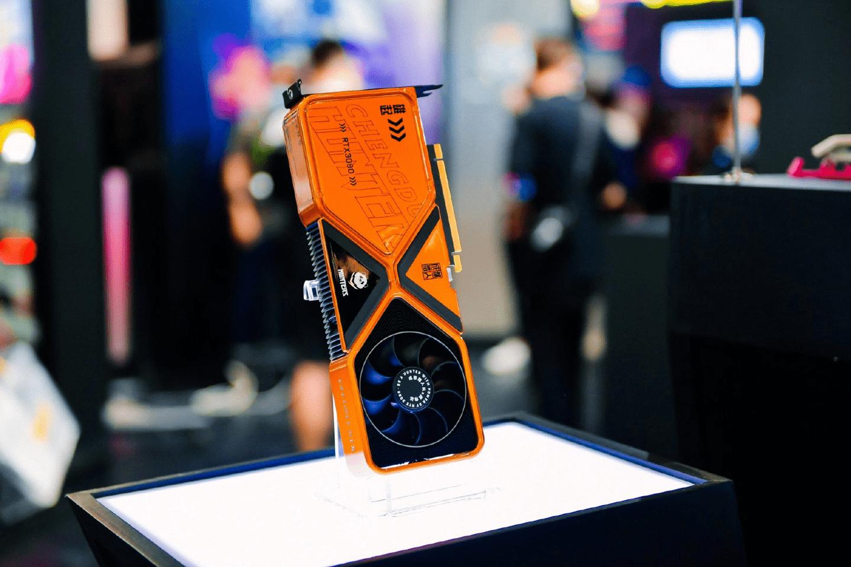 Nvidia muestra tres GeForce RTX 3080 únicas en Bilibili World 2021