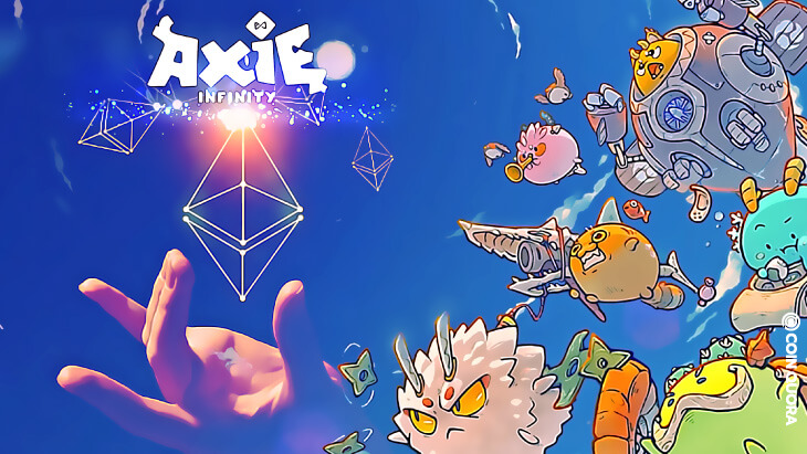 Blockchain Game Axie Infinity Goes Viral, Sets New ATH