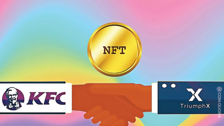 KFC Korea Signed a Deal With TriumphX To Develop NFT