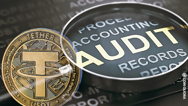 Tether's Direction Says a Full Audit is Coming Soon