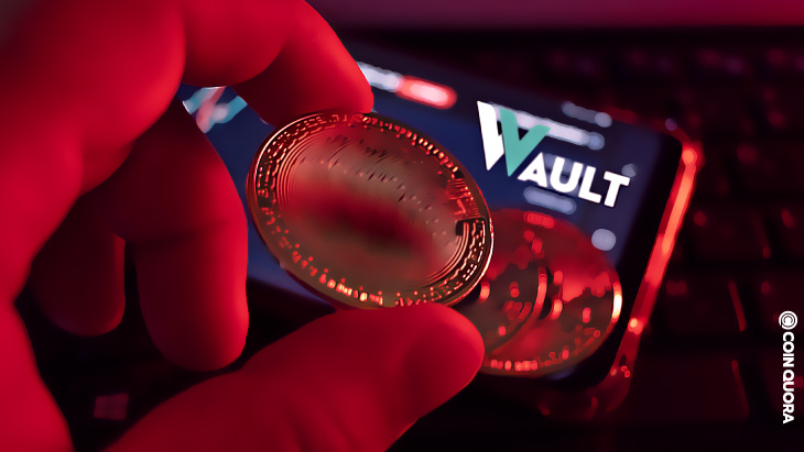 Up-and-Coming DeFi Platform Wault Finance Introduces Commerce-Backed Stablecoin