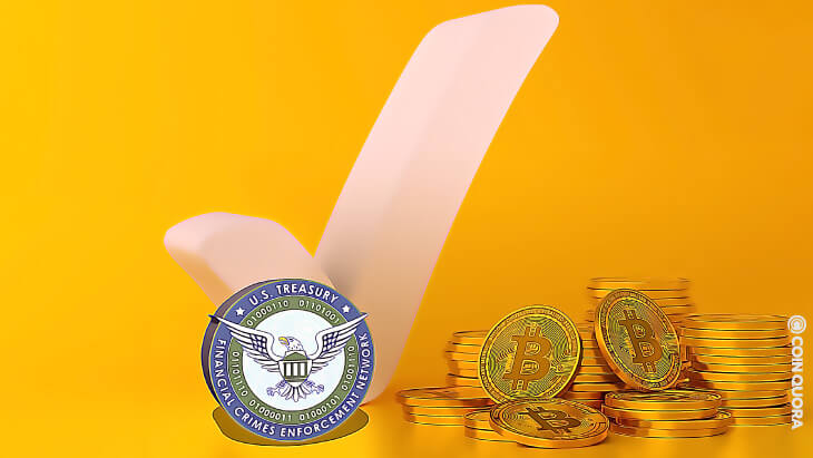 Cryptocurrencies Make It to FinCEN National Priority List