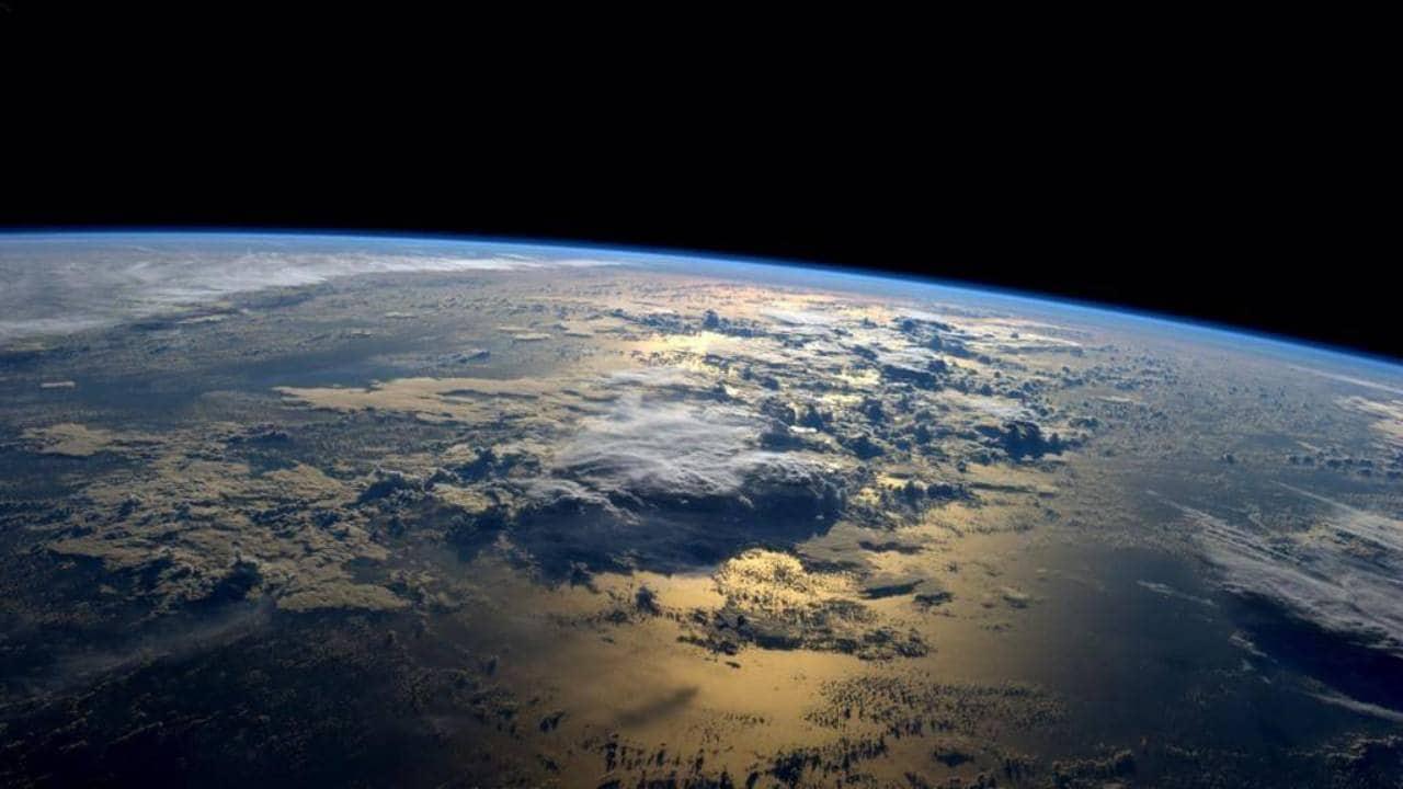 El astronauta de la NASA Reid Wiseman tuiteó esta foto desde la Estación Espacial Internacional el martes 2 de septiembre de 2014 por la mañana. Crédito de la imagen: NASA / Reid Wiseman