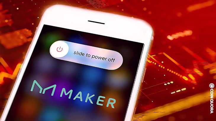 Maker Foundation to Shut Down in the Next Few Months