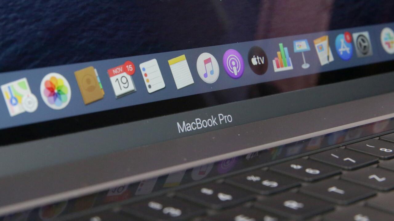 Mini-LED: para usar en iPad Pro, MacBook Pro y MacBook Air de 11 pulgadas