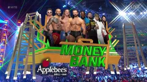 Money In The Bank, problemas de transmisión en Peacock, hacen que parte de WWE PPV sea imposible de ver