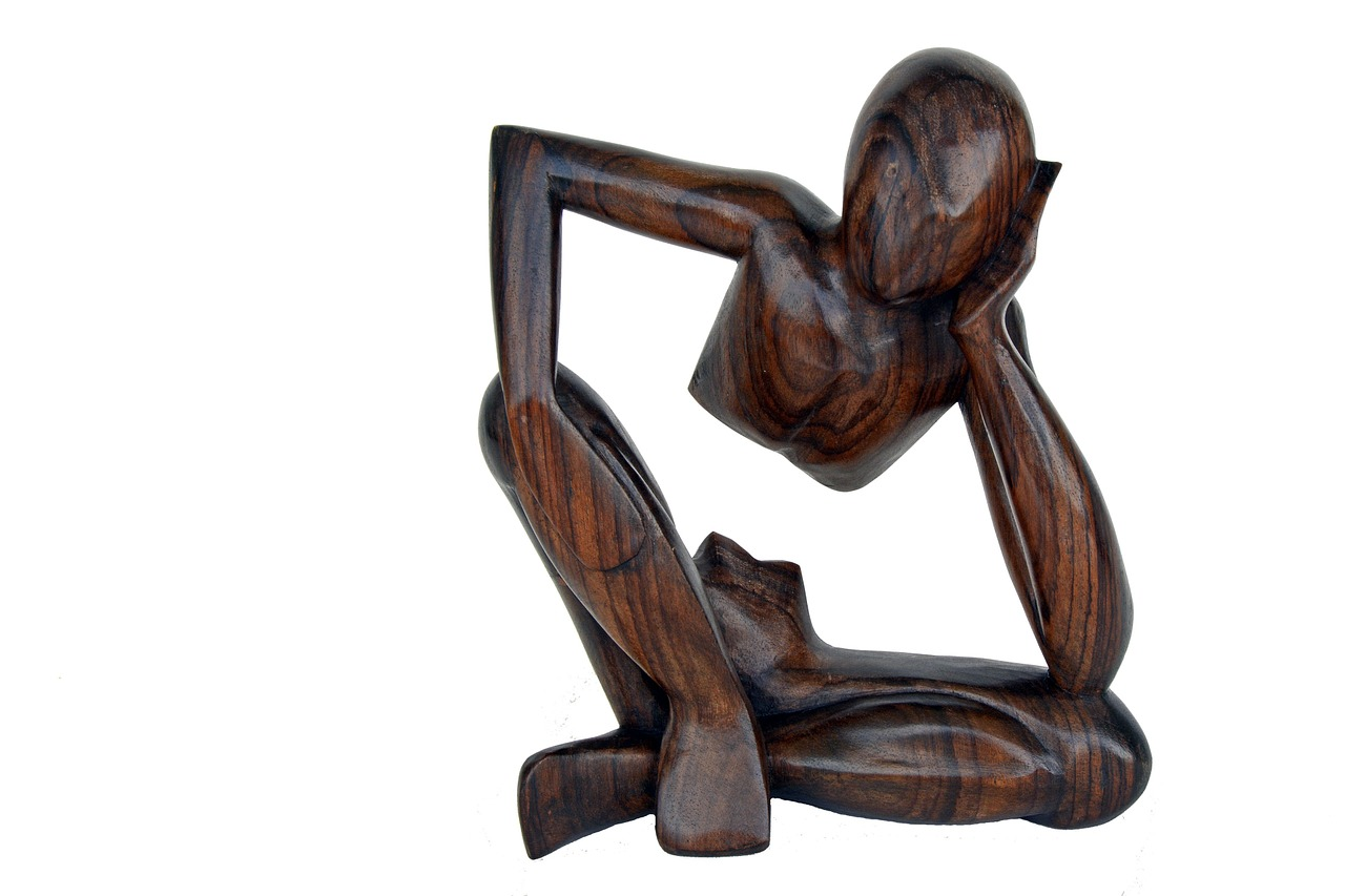 Patience, an sculpture