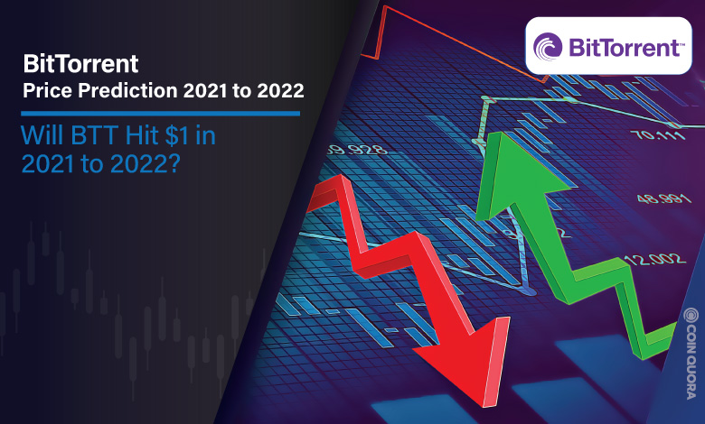BitTorrent Price Prediction 2021 to 2022 — Will BTT Hit $1 in 2021 to 2022?