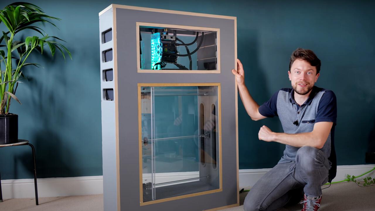 Refrigeración de PC: el proyecto Modding crea la