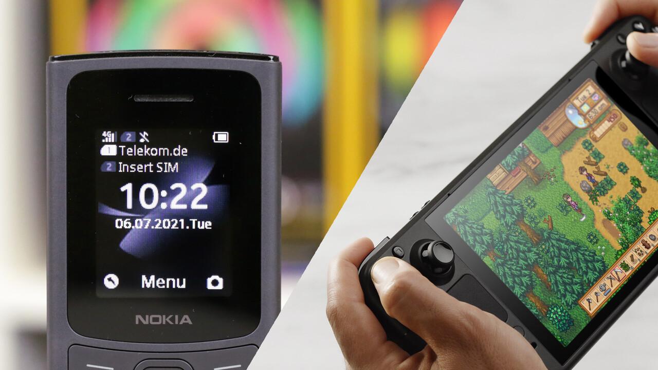Revisión y perspectiva semanal: el ataque de Valve al Switch y al Burner-Phone de Nokia