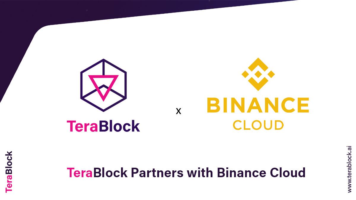 TeraBlock se asocia con Binance Cloud para brindar soluciones de seguridad, liquidez y tecnología líderes en la industria a los usuarios