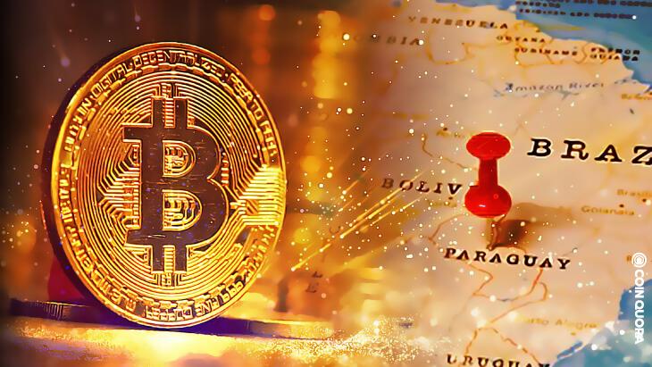 Paraguay's Deputy Tweets About Mega Bitcoin Surprise