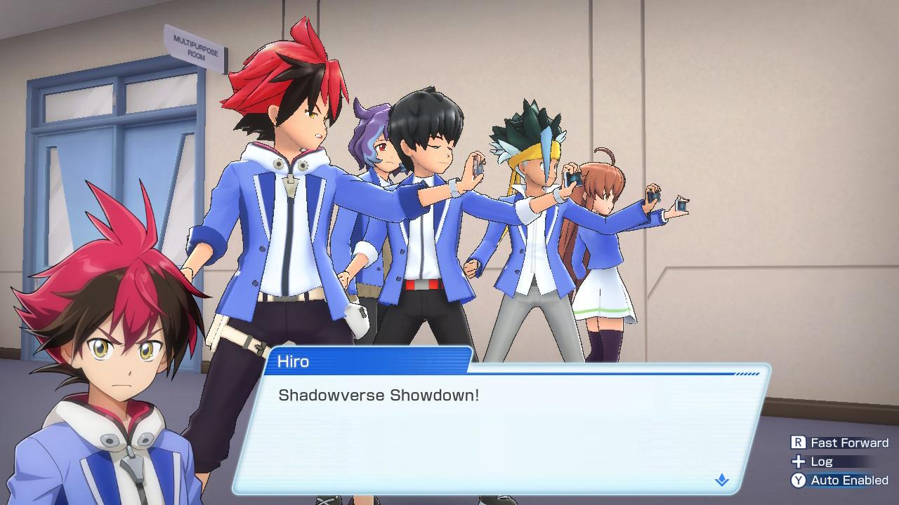 historia de avance de la batalla de campeones de shadowverse