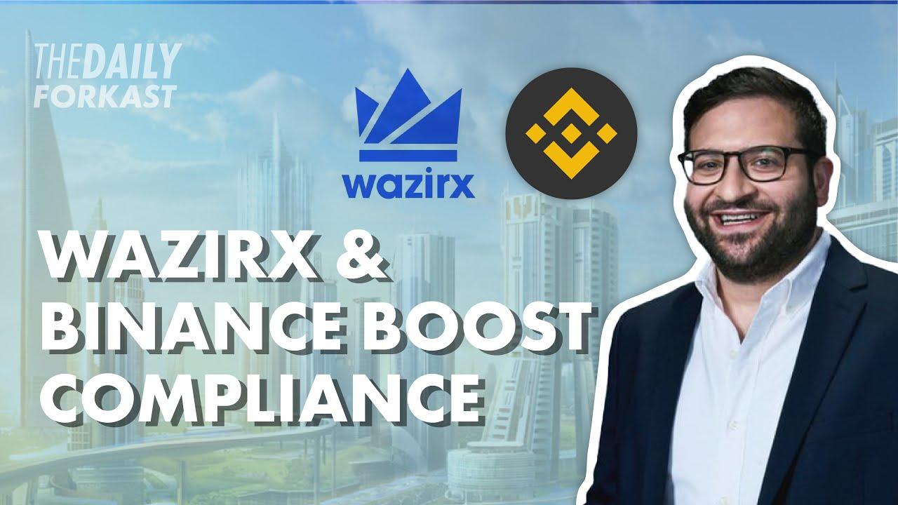 WazirX, procedimientos de cumplimiento de Binance Boost;  Forkast habla con el CEO de FTX