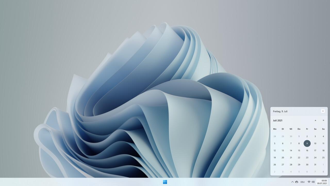 Windows 11: Build 22000.65 als zweite Insider Preview verfügbar