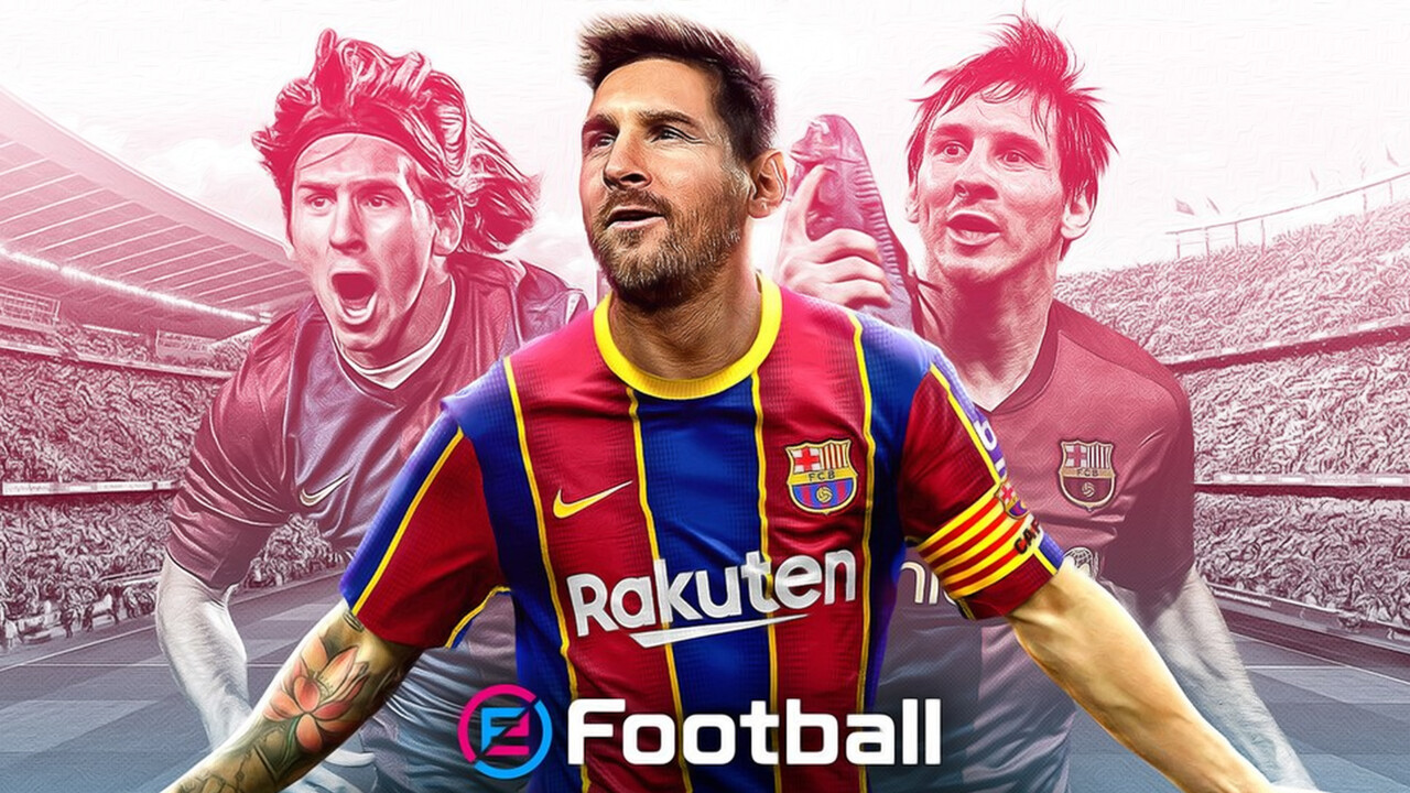 eFootball: Pro Evolution Soccer tiene un nuevo nombre Free-to-Play