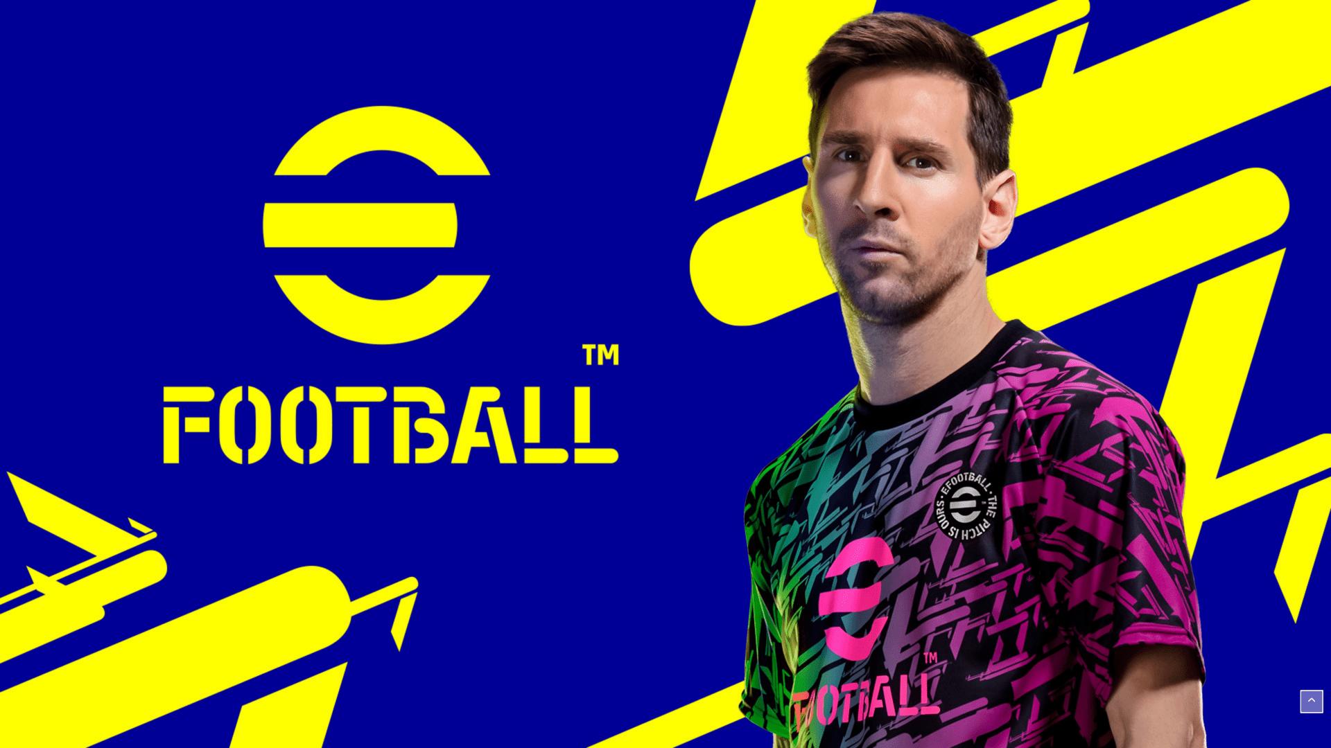 Pro Evolution Soccer en el futuro se llamará eFootball
