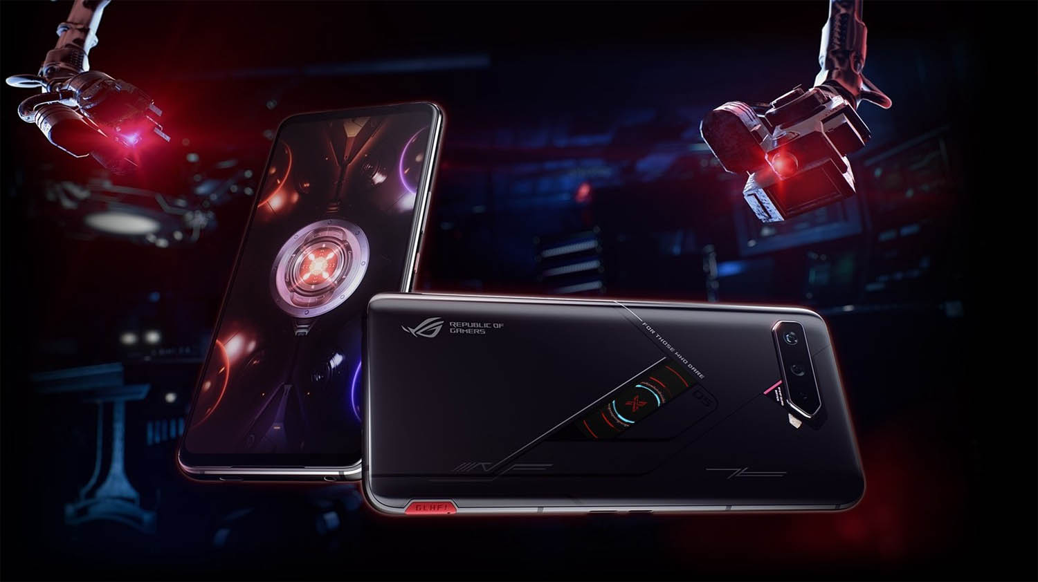 ASUS Announces ROG Phone 5s, ROG Phone 5s Pro With Snapdragon 888 Plus, Higher Touch Response Rate, More