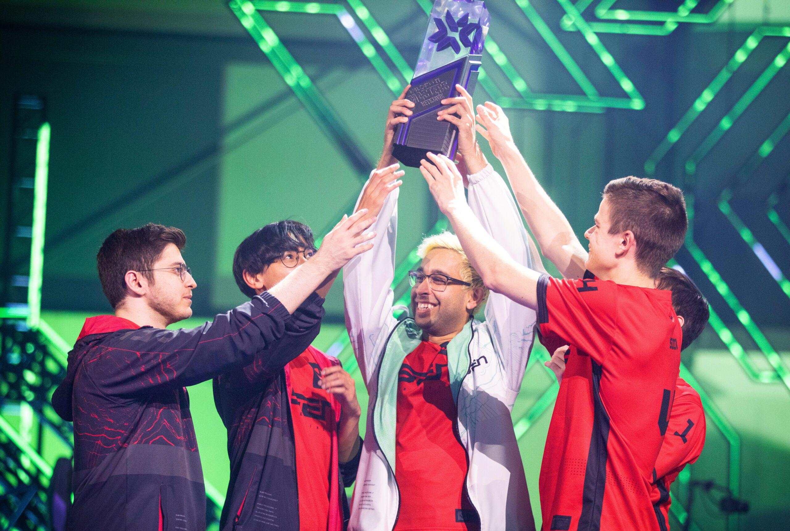 Los centinelas se coronan campeones de Masters 2