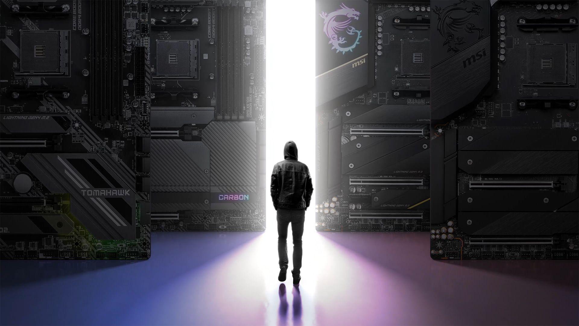 MSI presenta AMD X570S MEG, MPG y MAG y las series de placas base