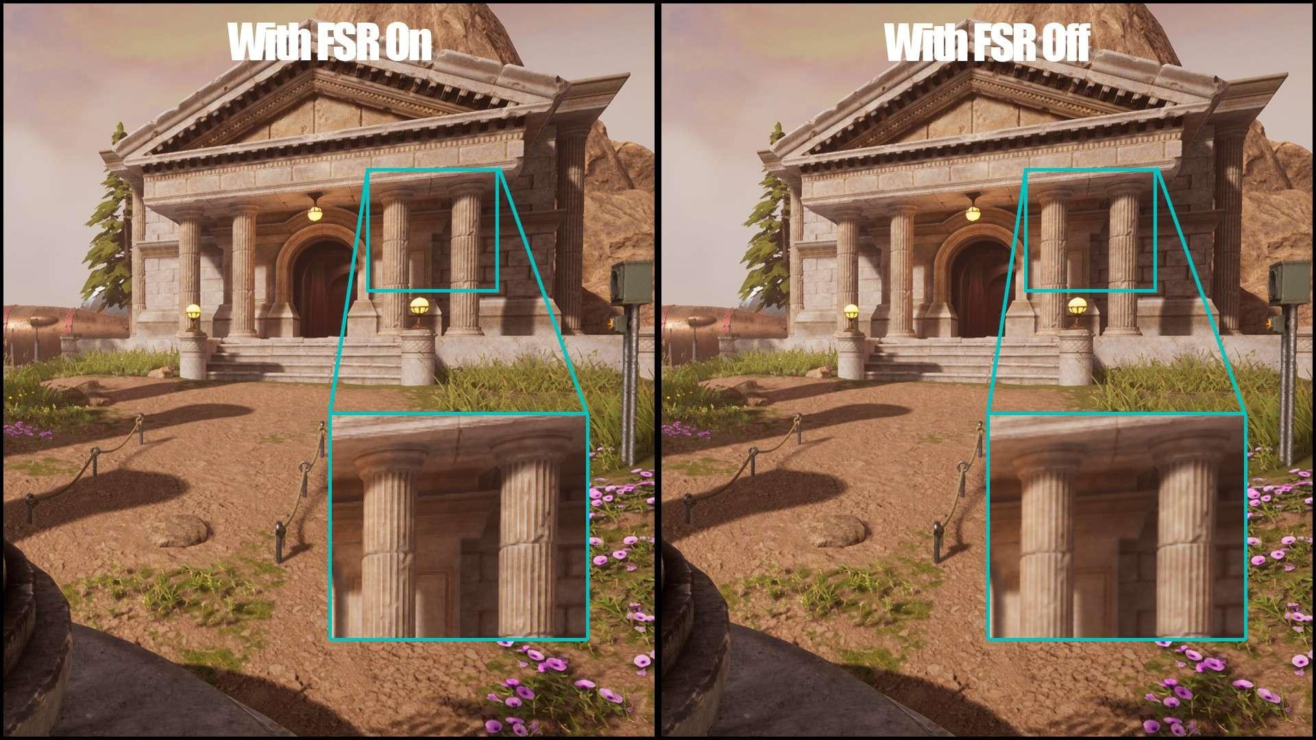 Myst para Xbox contará con AMD FidelityFX Super Resolution en su lanzamiento