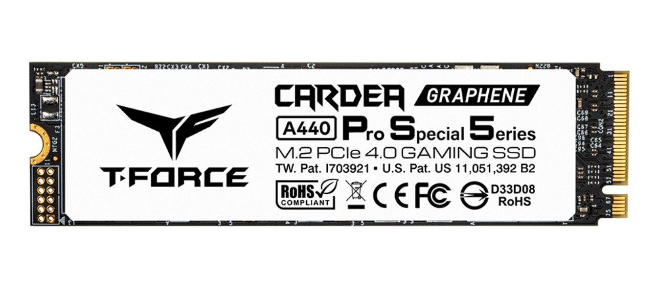 Serie especial Cardea A440 Pro