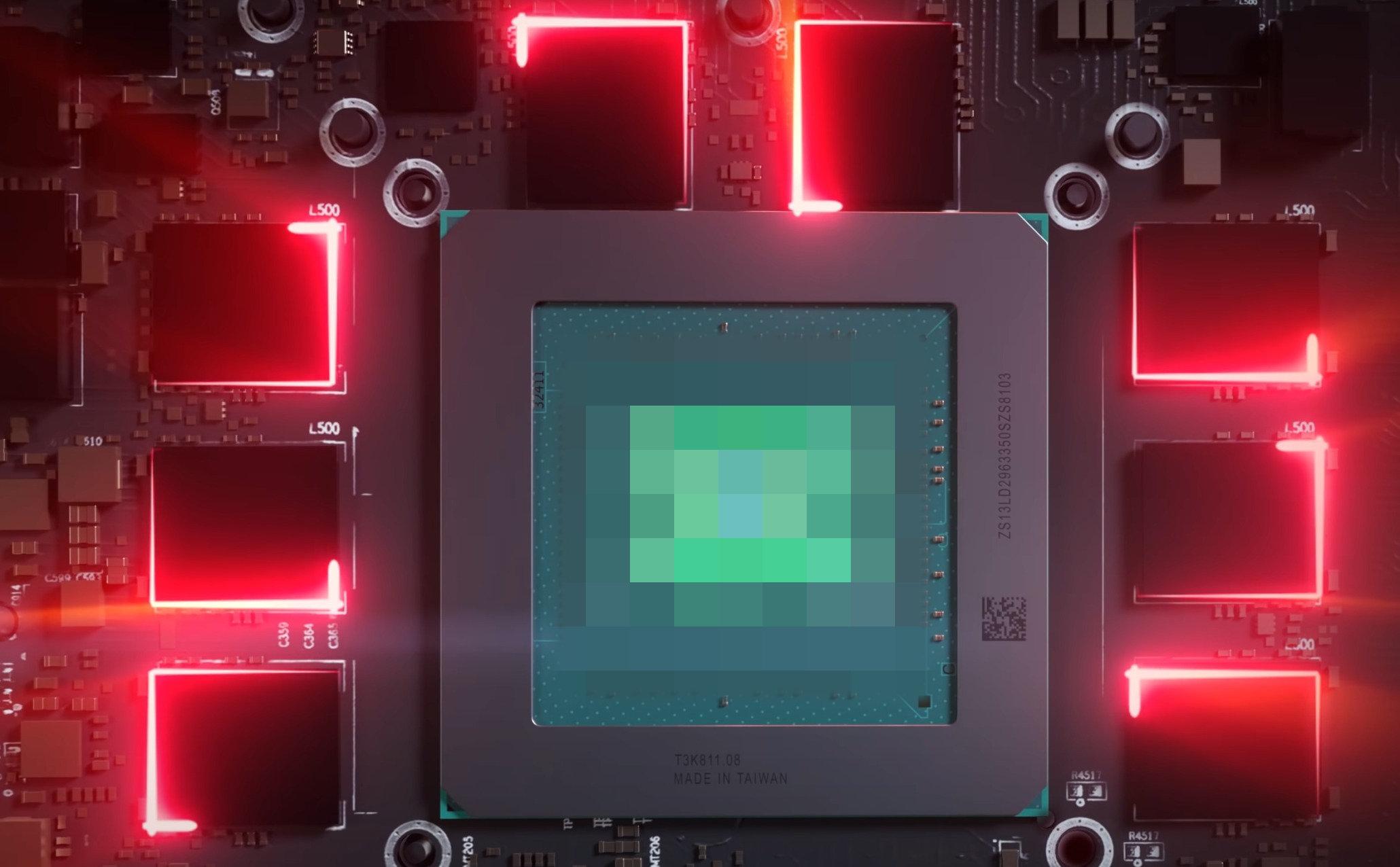 Se rumorea que la arquitectura AMD RDNA4 se construirá utilizando nodos de 3 nm y 5 nm