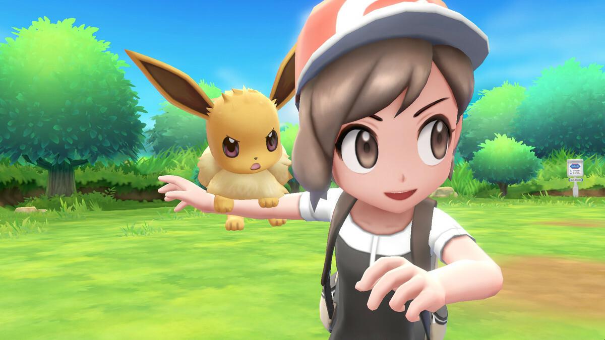 Pokémon: ¡Vamos, Eevee!