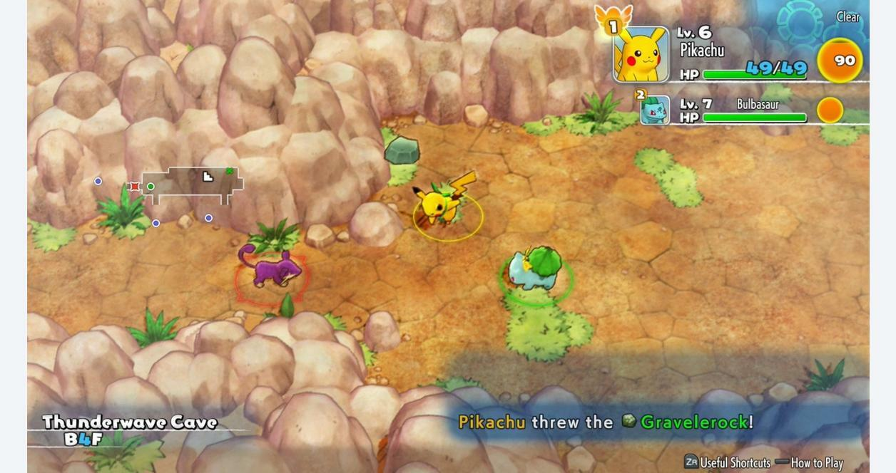 Pokémon Mystery Dungeon: Equipo de rescate DX