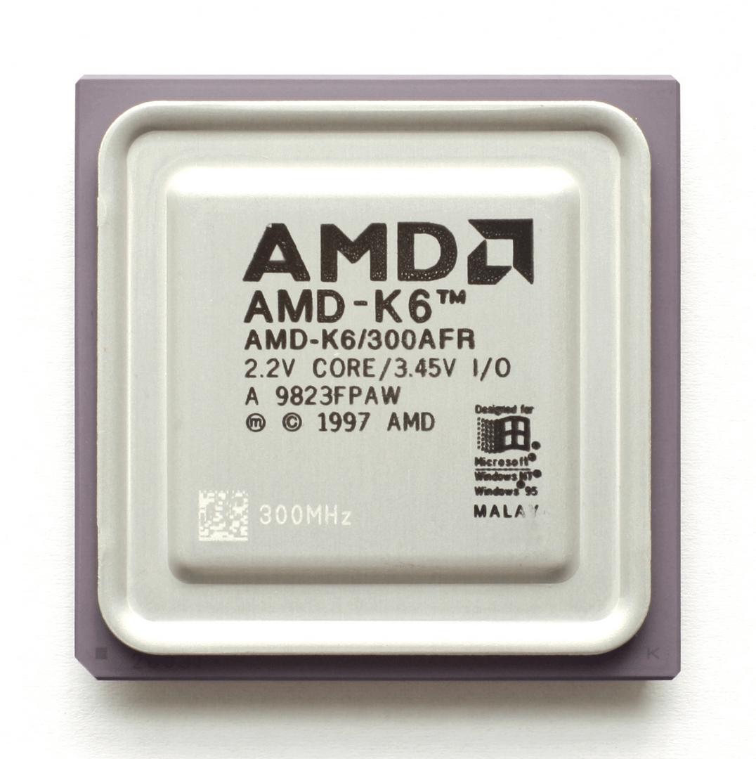 AMD K6-300 (