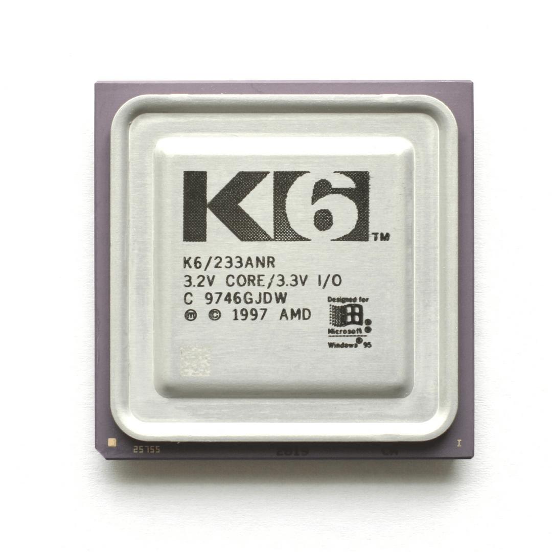 AMD K6-233 (