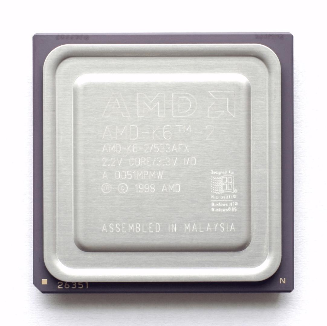 AMD K6-2 (