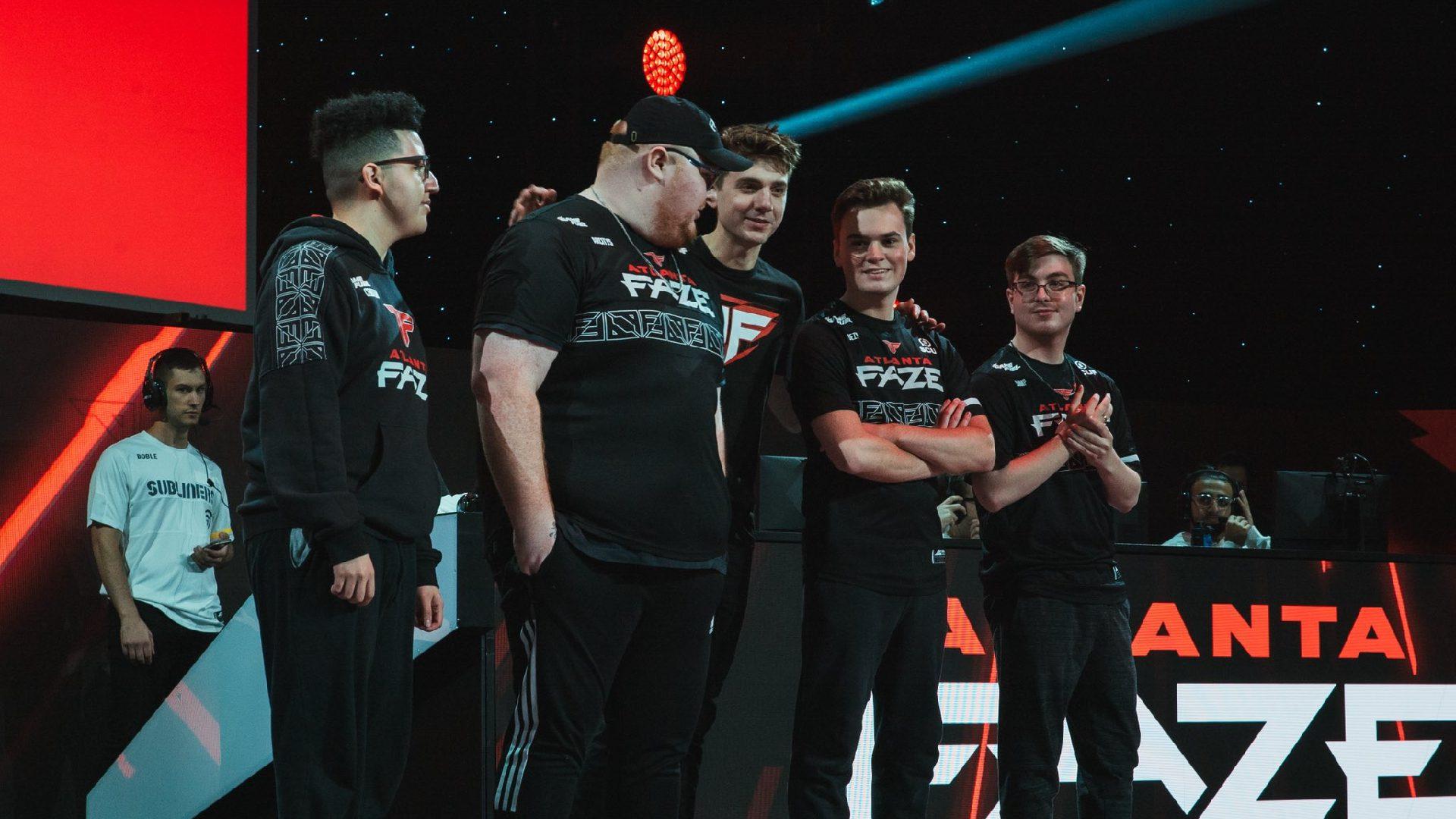 Atlanta FaZe es coronado como el Campeón de la Call of Duty League 2021