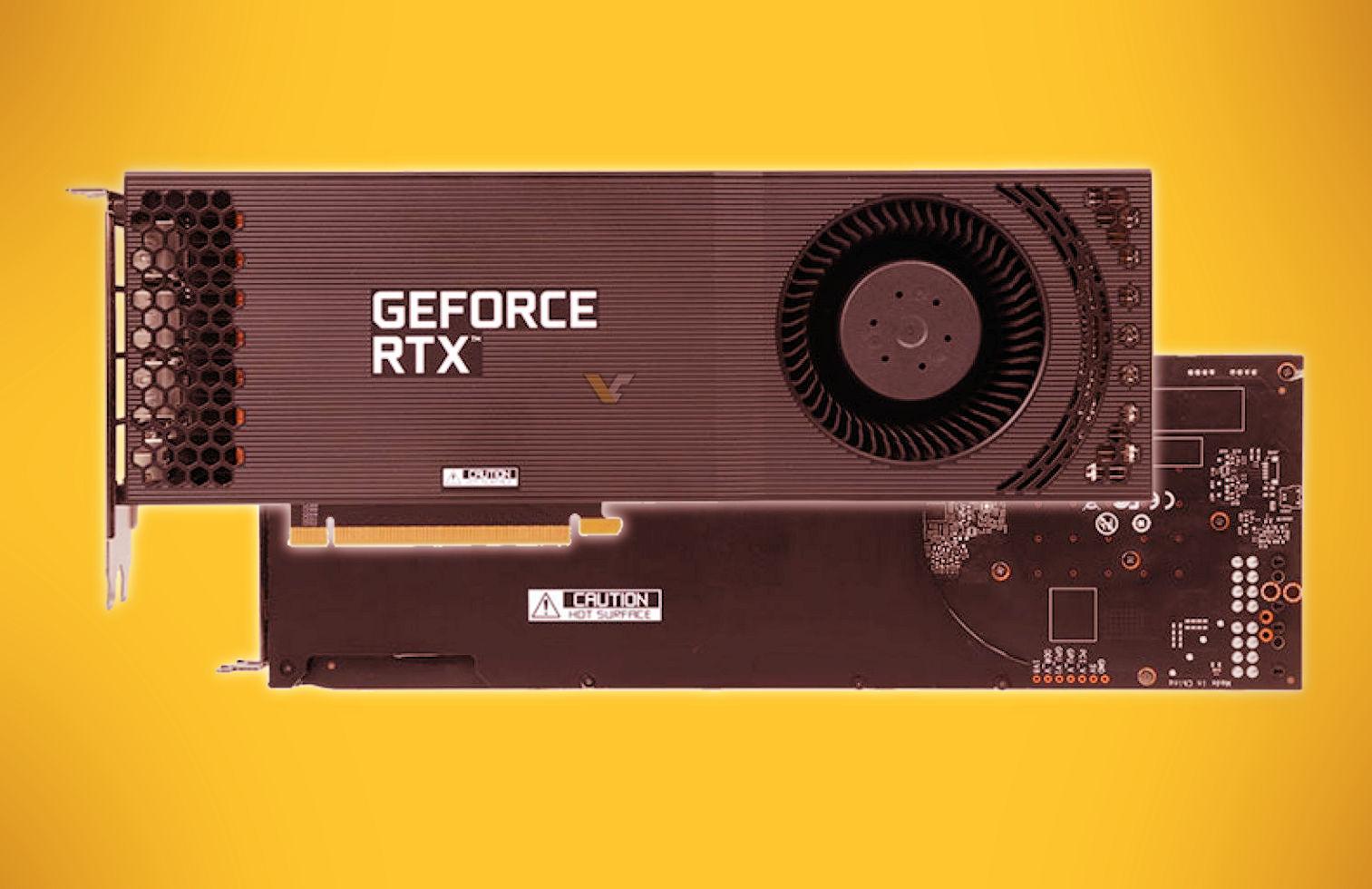 GALAX relanza las tarjetas gráficas GeForce RTX 3090 y RTX 3080 con enfriadores tipo soplador
