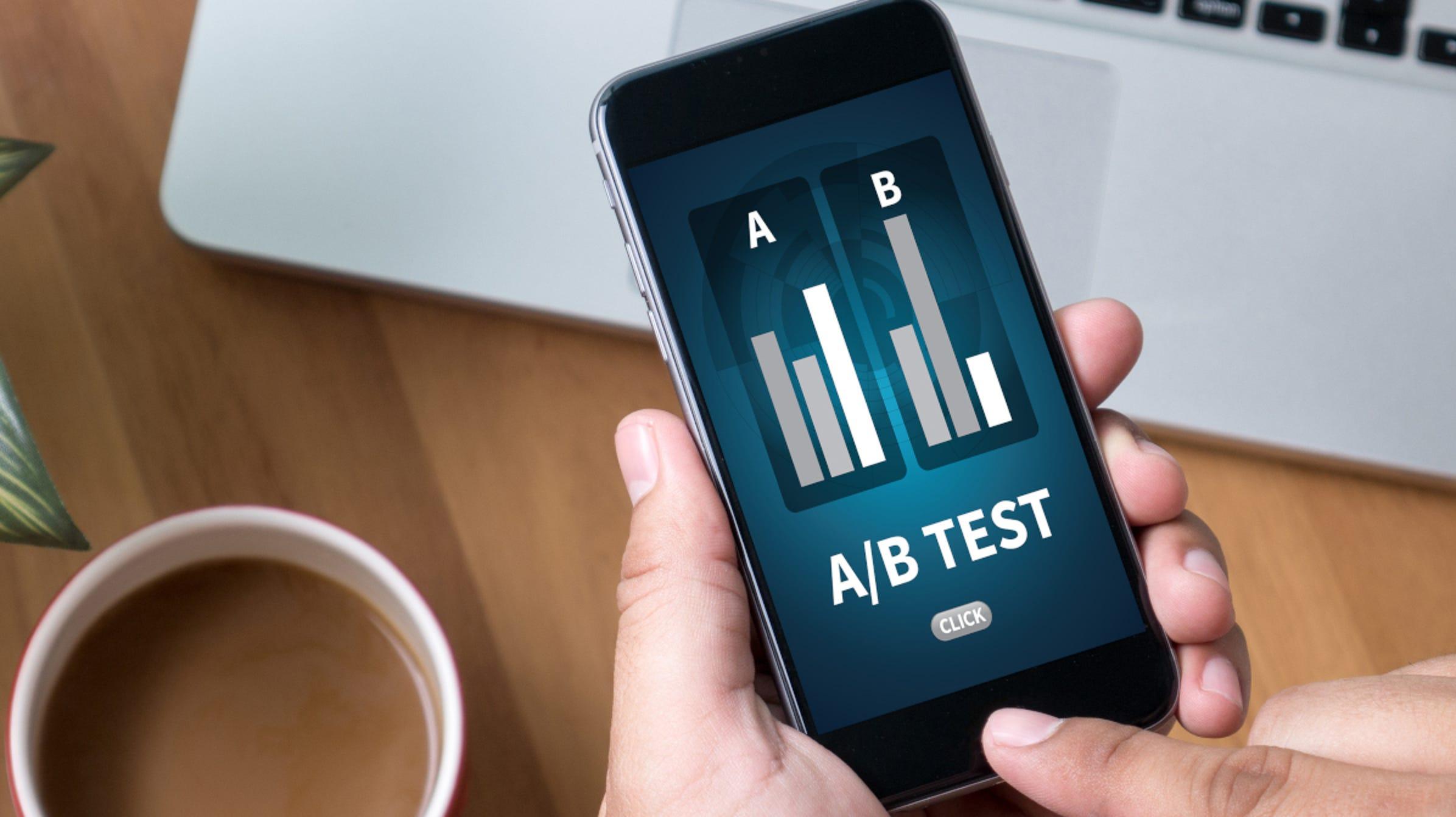 ¿Qué son las pruebas A / B?
