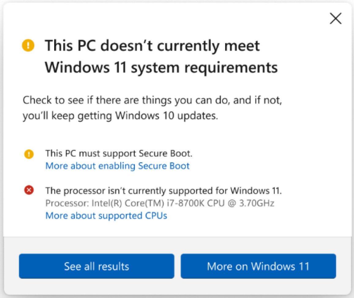 Herramienta de comprobación de estado de PC actualizada