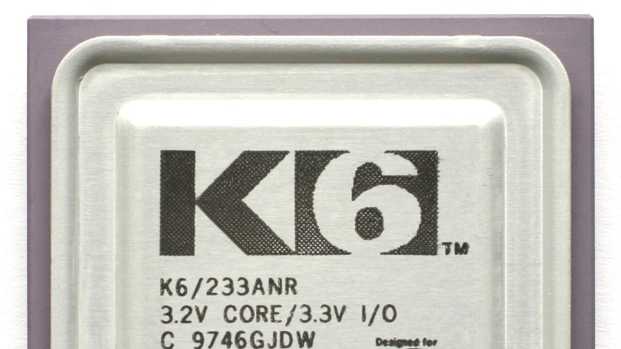 """AMD K6, K6-2 und K6-III: Die drei Generationen des """"NexGen Nx686"""""""