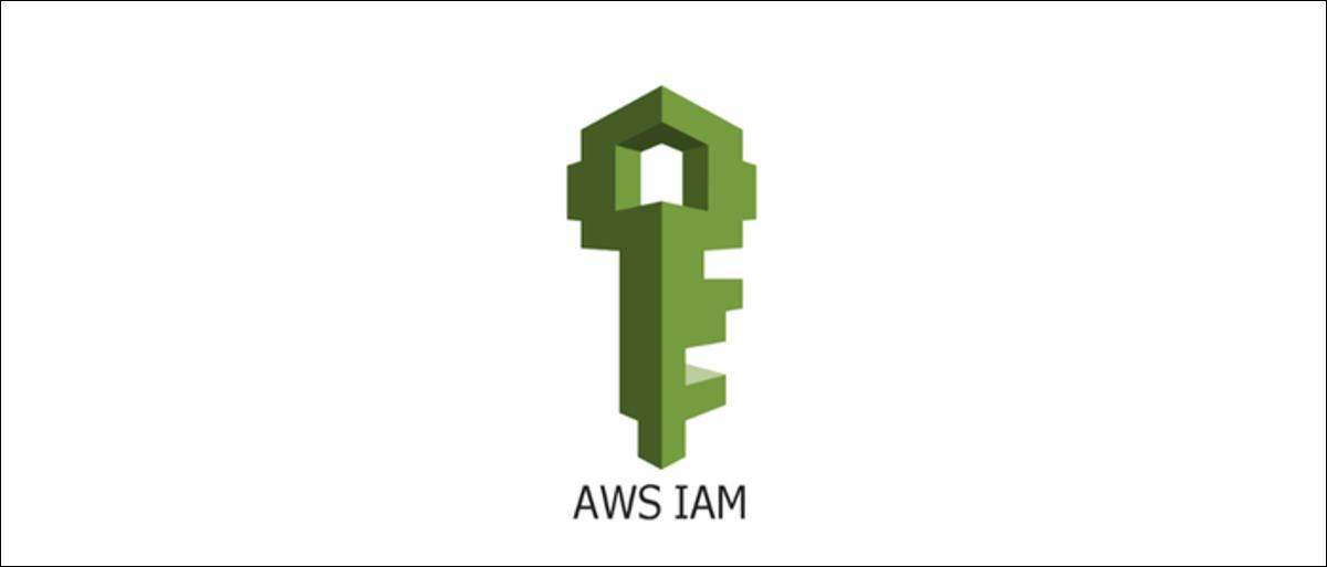 logotipo de aws iam